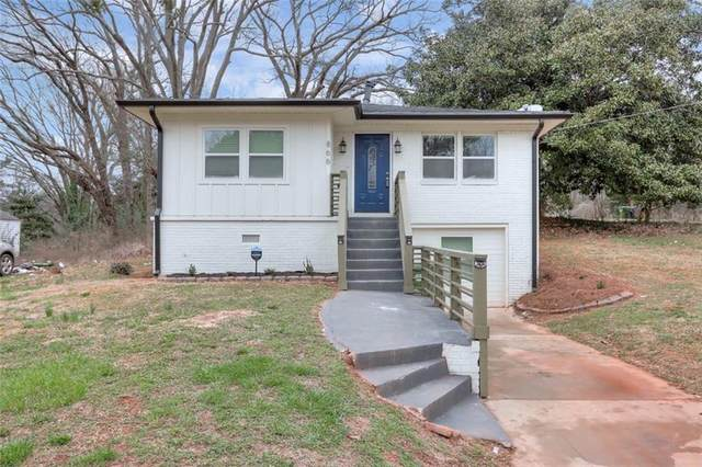 866 Lee Andrews Avenue SE, Atlanta, GA 30315 (MLS #6848494) :: The Kroupa Team | Berkshire Hathaway HomeServices Georgia Properties