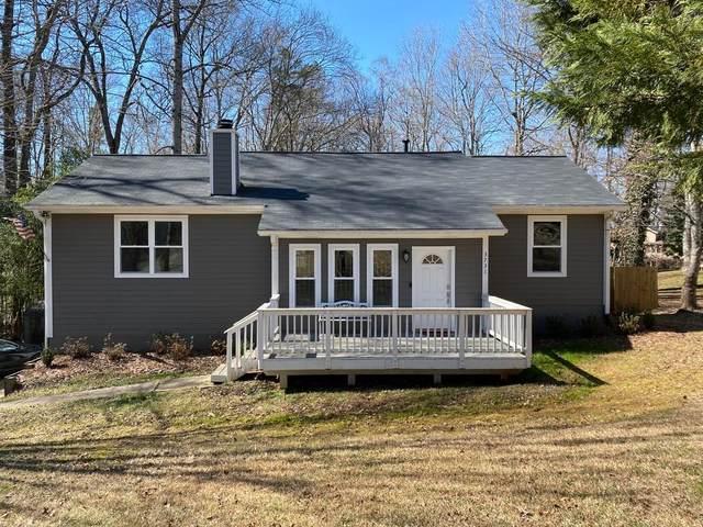 3731 Catalina Drive, Marietta, GA 30066 (MLS #6848497) :: The Kroupa Team   Berkshire Hathaway HomeServices Georgia Properties