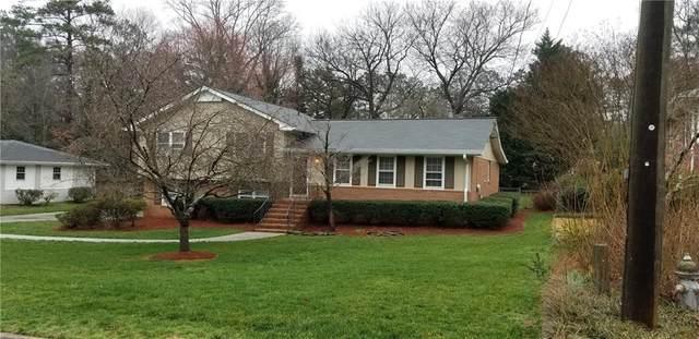 711 Huntington Place SE, Marietta, GA 30067 (MLS #6848508) :: Kennesaw Life Real Estate