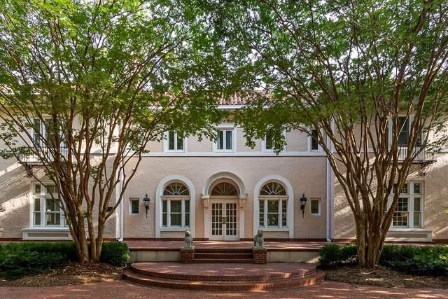1610 Ponce De Leon Avenue #3, Atlanta, GA 30307 (MLS #6848509) :: Good Living Real Estate