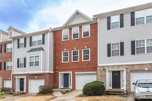 516 Lantern Wood Drive, Scottdale, GA 30079 (MLS #6848510) :: The Kroupa Team | Berkshire Hathaway HomeServices Georgia Properties