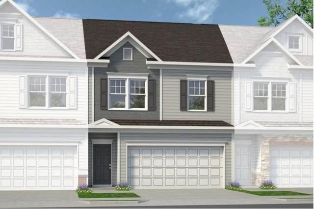 247 Centennial Circle #60, Canton, GA 30114 (MLS #6848518) :: The Kroupa Team | Berkshire Hathaway HomeServices Georgia Properties
