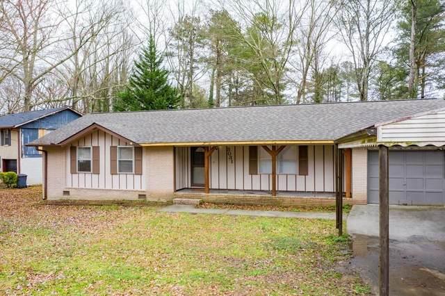 3031 Bay Berry Drive SW, Marietta, GA 30008 (MLS #6848519) :: The Kroupa Team   Berkshire Hathaway HomeServices Georgia Properties