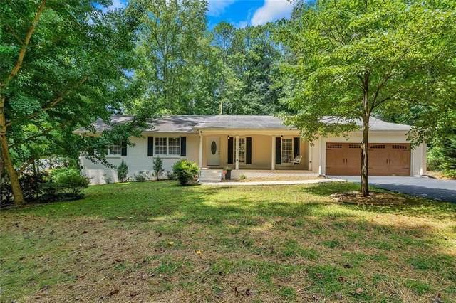210 Dania Drive, Alpharetta, GA 30009 (MLS #6848522) :: The Kroupa Team | Berkshire Hathaway HomeServices Georgia Properties