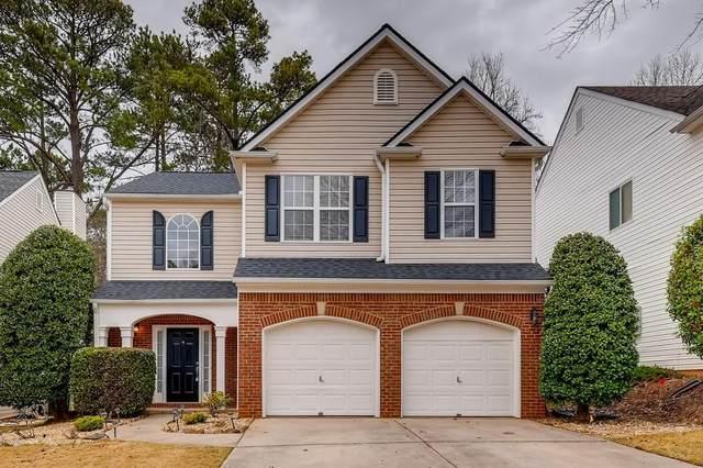 2880 Georgian Manor Drive, Alpharetta, GA 30022 (MLS #6848538) :: The Kroupa Team | Berkshire Hathaway HomeServices Georgia Properties