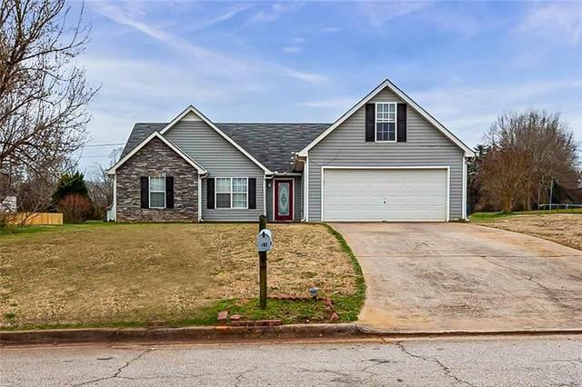 25 Linsley Way, Covington, GA 30016 (MLS #6848543) :: North Atlanta Home Team