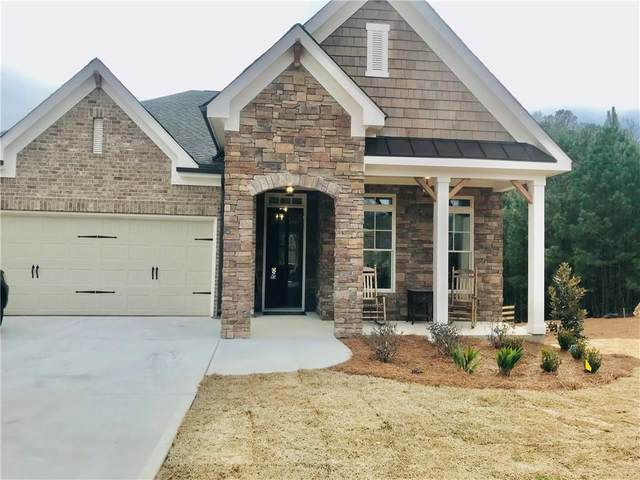 400 Serenity Lane, Woodstock, GA 30188 (MLS #6848570) :: The Kroupa Team | Berkshire Hathaway HomeServices Georgia Properties