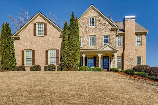 2978 Ovalene Court SW, Marietta, GA 30064 (MLS #6848583) :: Rock River Realty