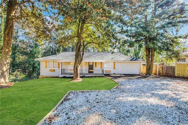 6215 Dodgen Road SW, Mableton, GA 30126 (MLS #6848623) :: Kennesaw Life Real Estate