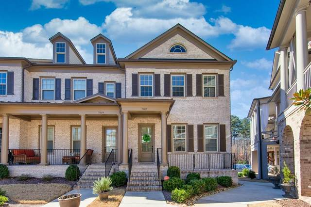 7017 Richwood Circle #93, Roswell, GA 30076 (MLS #6848638) :: Scott Fine Homes at Keller Williams First Atlanta