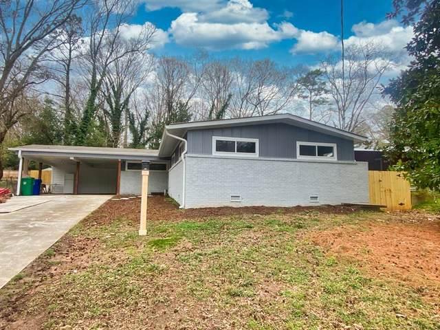 2668 Mcclave Drive, Doraville, GA 30340 (MLS #6848645) :: North Atlanta Home Team