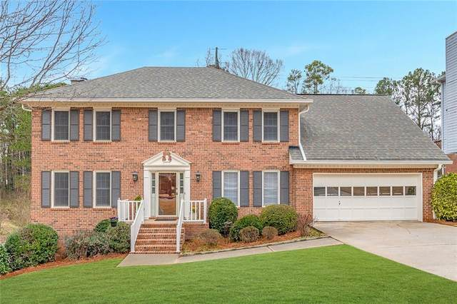 4993 Oak Leaf Terrace, Stone Mountain, GA 30087 (MLS #6848672) :: The Butler/Swayne Team