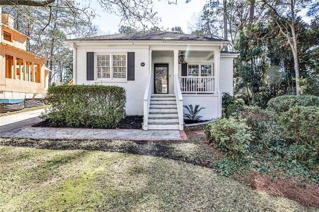 1201 Kingsley Circle NE, Atlanta, GA 30324 (MLS #6848678) :: The Cowan Connection Team