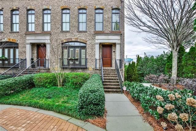 8 Honour Avenue NW #11, Atlanta, GA 30305 (MLS #6848700) :: 515 Life Real Estate Company