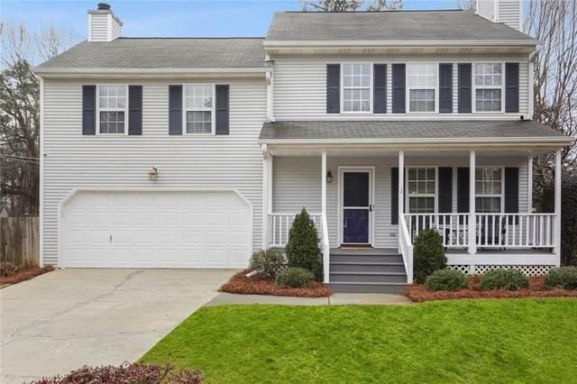 1033 Havenridge Lane NE, Brookhaven, GA 30319 (MLS #6848717) :: Scott Fine Homes at Keller Williams First Atlanta