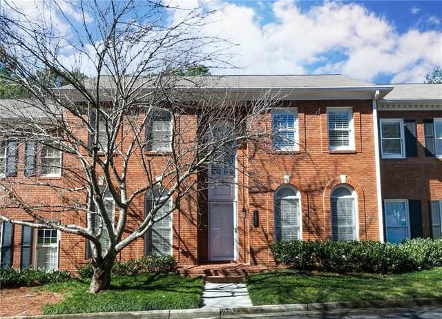 3830 Savannah Square W, Atlanta, GA 30340 (MLS #6848736) :: The Butler/Swayne Team