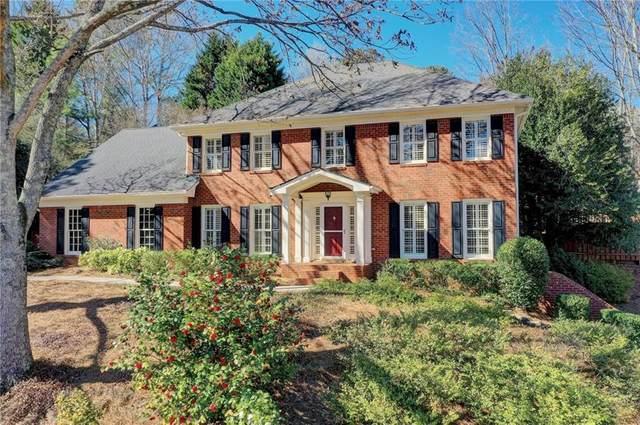 1760 Redbourne Drive, Sandy Springs, GA 30350 (MLS #6848738) :: 515 Life Real Estate Company