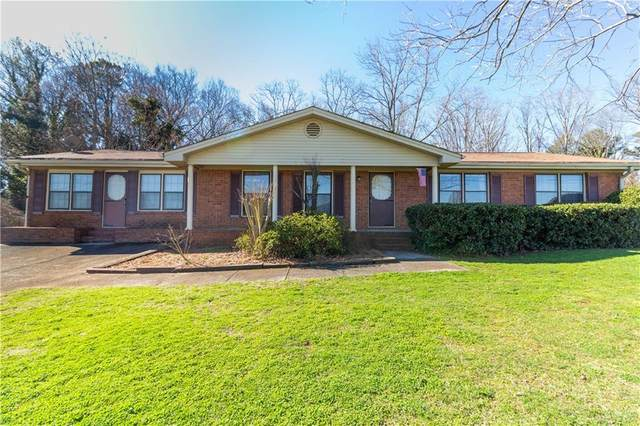 2413 Kennesaw Due West Road NW, Kennesaw, GA 30152 (MLS #6848762) :: Path & Post Real Estate