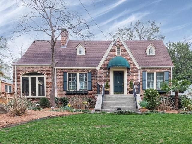190 Bolling Road NE, Atlanta, GA 30305 (MLS #6848764) :: Charlie Ballard Real Estate