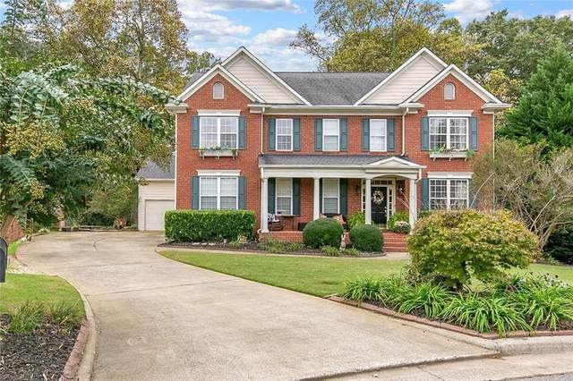 105 Ashley Glen, Canton, GA 30115 (MLS #6848772) :: Scott Fine Homes at Keller Williams First Atlanta
