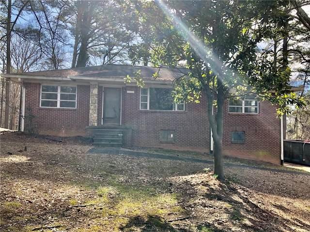3262 Hwy 92 - Fairburn Road, Douglasville, GA 30135 (MLS #6848779) :: Path & Post Real Estate