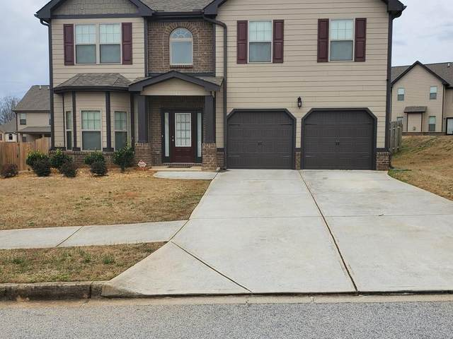 7743 Holly Berry Terrace, Stonecrest, GA 30038 (MLS #6848797) :: Charlie Ballard Real Estate