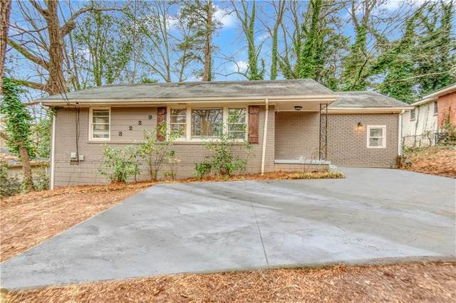 3229 Mcafee Road, Decatur, GA 30032 (MLS #6848798) :: The Zac Team @ RE/MAX Metro Atlanta