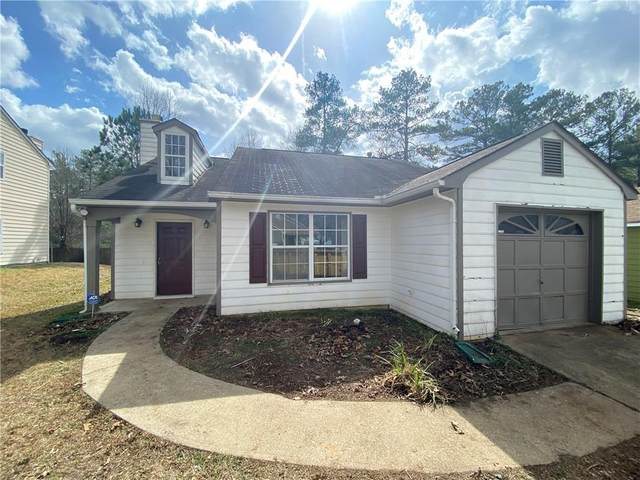 2225 Parkside Drive, Austell, GA 30106 (MLS #6848801) :: North Atlanta Home Team