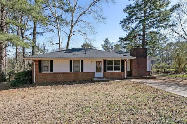 861 Oakdale Drive, Forest Park, GA 30297 (MLS #6848805) :: North Atlanta Home Team