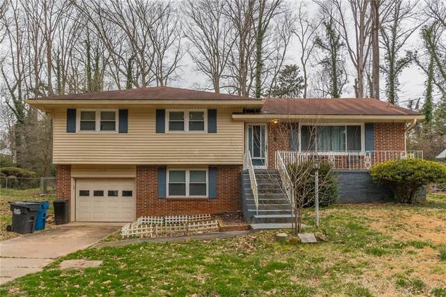2741 S Clark Drive, East Point, GA 30344 (MLS #6848809) :: Path & Post Real Estate