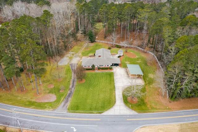 15905 Thompson Road, Alpharetta, GA 30004 (MLS #6848857) :: The Realty Queen & Team