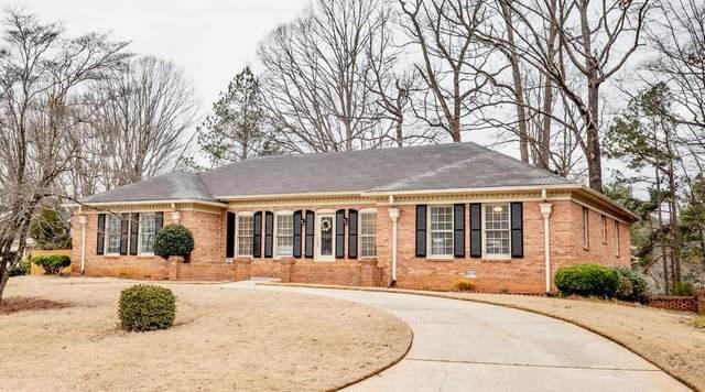 3998 Northlake Creek Court, Tucker, GA 30084 (MLS #6848882) :: North Atlanta Home Team