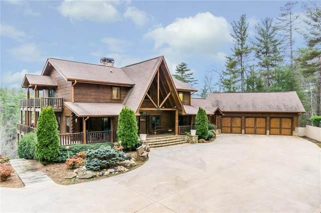 1313 Nimblewill Creek Road, Dahlonega, GA 30533 (MLS #6848956) :: 515 Life Real Estate Company