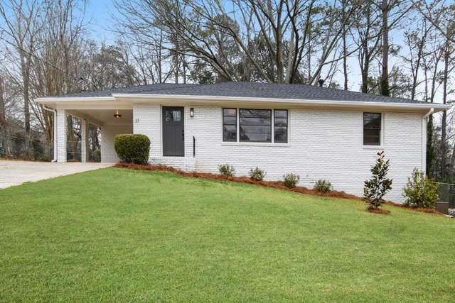 37 Hillcrest Drive, Roswell, GA 30075 (MLS #6848958) :: Tonda Booker Real Estate Sales
