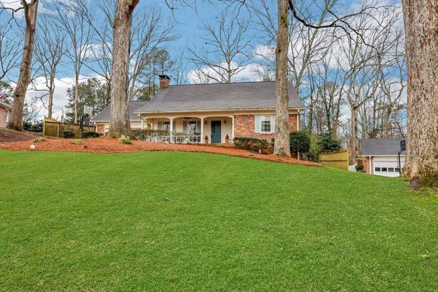 3505 Sunderland Circle NE, Brookhaven, GA 30319 (MLS #6848960) :: The Gurley Team