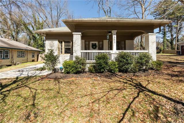 1553 Pineview Terrace SW, Atlanta, GA 30311 (MLS #6848962) :: Scott Fine Homes at Keller Williams First Atlanta