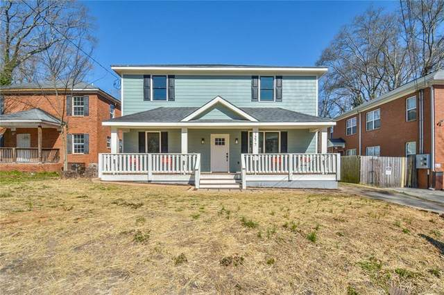 1277 North Avenue NW, Atlanta, GA 30318 (MLS #6848974) :: Dillard and Company Realty Group