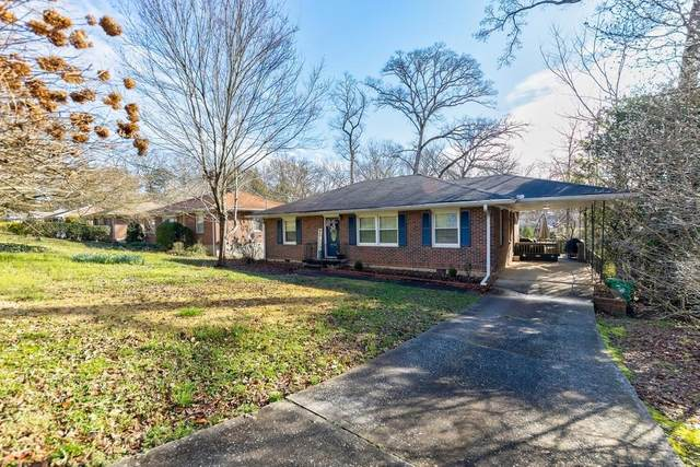 823 Gardenia Lane, Decatur, GA 30033 (MLS #6848977) :: The Zac Team @ RE/MAX Metro Atlanta