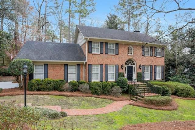 3001 Farmington Drive, Atlanta, GA 30339 (MLS #6848986) :: North Atlanta Home Team