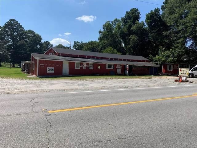 4887 Old Atlanta Road, Hampton, GA 30228 (MLS #6848988) :: North Atlanta Home Team
