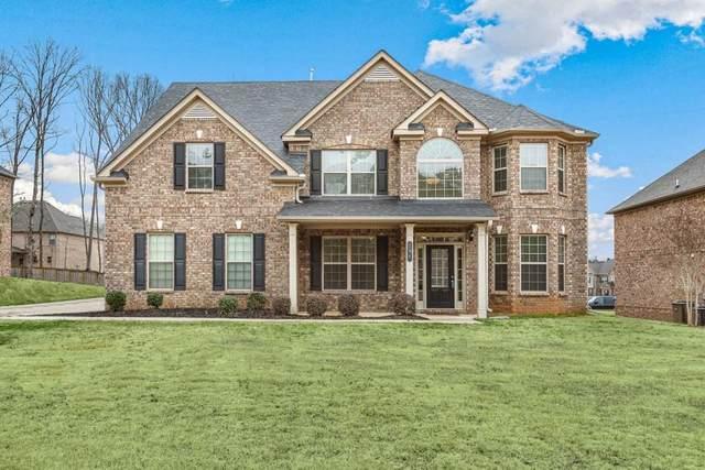 194 Aylesbury Boulevard, Mcdonough, GA 30252 (MLS #6849011) :: Scott Fine Homes at Keller Williams First Atlanta