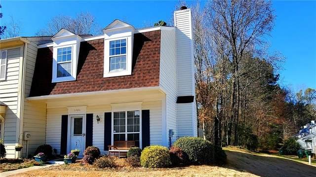 3586 Monticello Commons, Peachtree Corners, GA 30092 (MLS #6849020) :: The Gurley Team