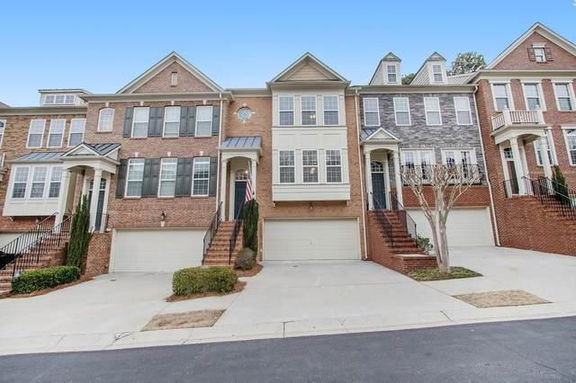 4621 Wehunt Commons Drive #7, Smyrna, GA 30082 (MLS #6849027) :: North Atlanta Home Team