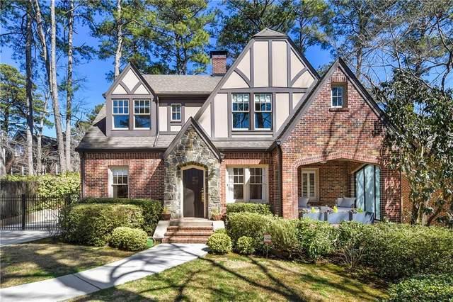 1214 Pasadena Avenue NE, Atlanta, GA 30306 (MLS #6849028) :: Scott Fine Homes at Keller Williams First Atlanta
