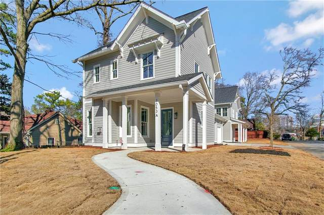 1053 Atlantic Drive NW A, Atlanta, GA 30318 (MLS #6849031) :: The Cowan Connection Team