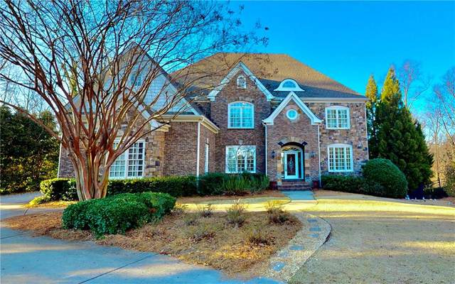 5240 Forest Ridge Circle, Atlanta, GA 30342 (MLS #6849040) :: North Atlanta Home Team
