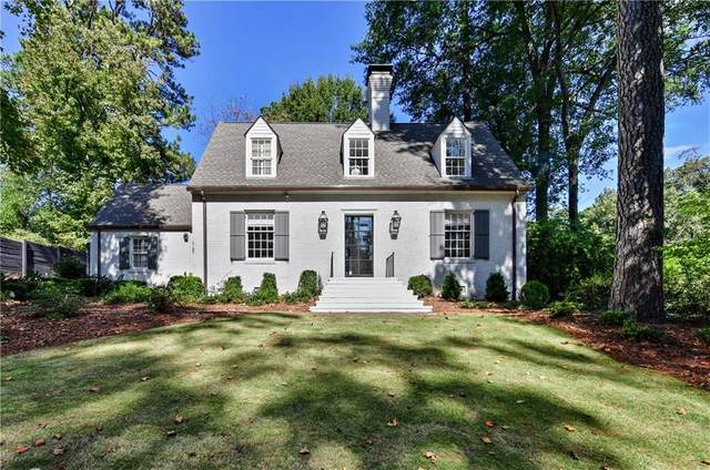 4238 W Club Lane NE, Atlanta, GA 30319 (MLS #6849044) :: Path & Post Real Estate