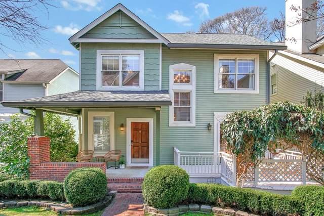 986 Blue Ridge Avenue NE, Atlanta, GA 30306 (MLS #6849070) :: Path & Post Real Estate
