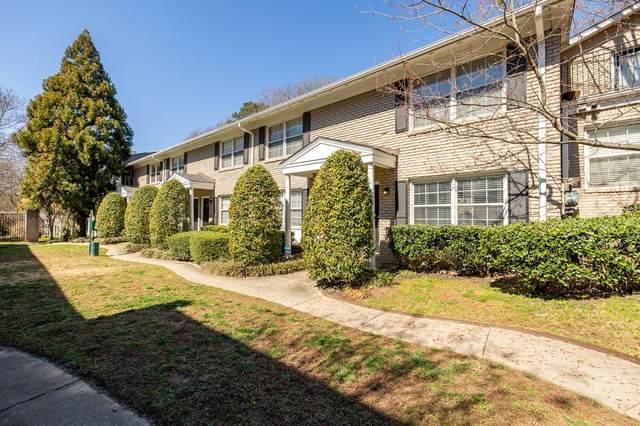 2232 Dunseath Avenue NW #407, Atlanta, GA 30318 (MLS #6849075) :: Keller Williams Realty Cityside