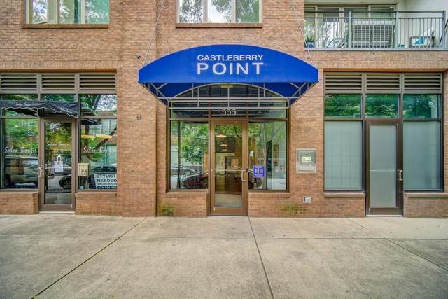 333 Nelson Street SW #313, Atlanta, GA 30313 (MLS #6849079) :: North Atlanta Home Team